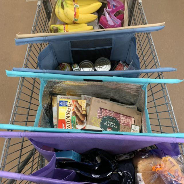 Lotus Trolley Bags in Cart